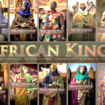 African Kings and Pharoahs